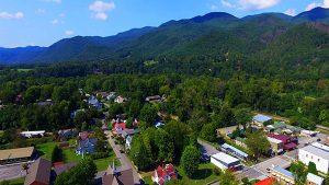 Hot Springs NC Lodging CAbin Rental